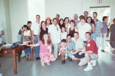 Otra foto de Grupo.  Cortesia de Jose.